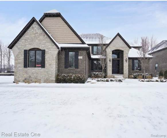 52836 Forest Grove, Shelby Twp, MI 48315 (#218097066) :: The Buckley Jolley Real Estate Team