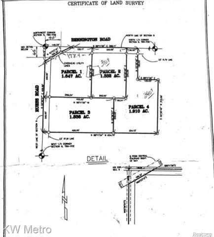 0000 Ruess Road, Bennington Twp, MI 48867 (#2200000699) :: The Buckley Jolley Real Estate Team