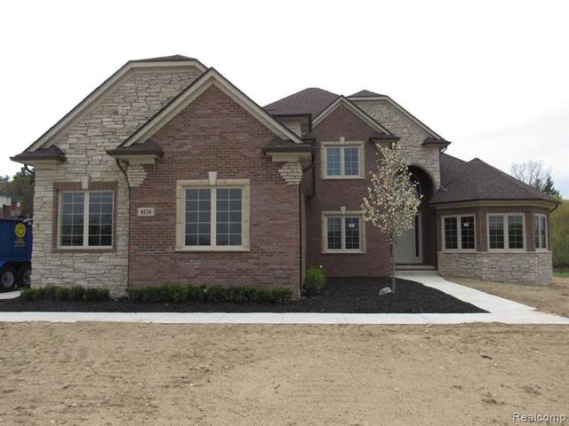 61367 Beacon Hill Drive, Washington Twp, MI 48094 (#2200007687) :: Real Estate For A CAUSE