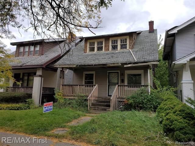 76 Grove Street, Highland Park, MI 48203 (#2200088217) :: RE/MAX Nexus