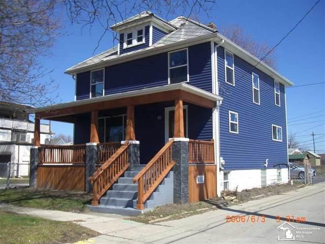 3227 4TH, Wyandotte, MI 48192 (#57050037594) :: Real Estate For A CAUSE