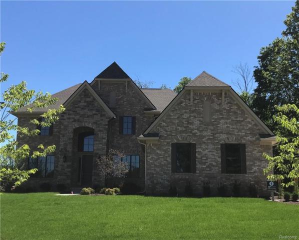 16520 Constance Court, Northville Twp, MI 48168 (#217081735) :: Duneske Real Estate Advisors