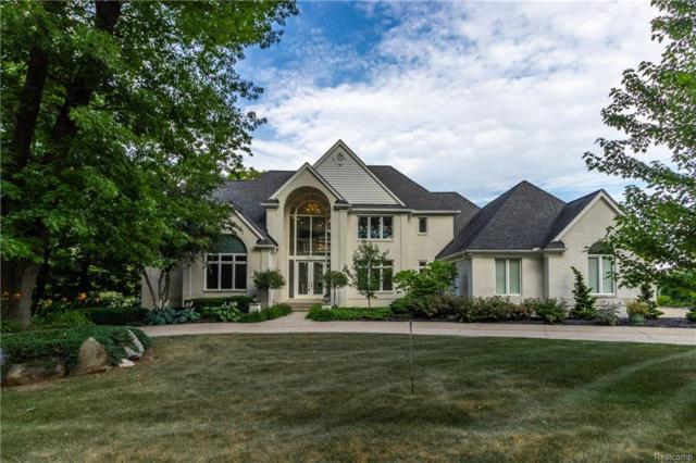 5512 Saint Andrew Drive, Independence Twp, MI 48348 (#218045268) :: RE/MAX Classic