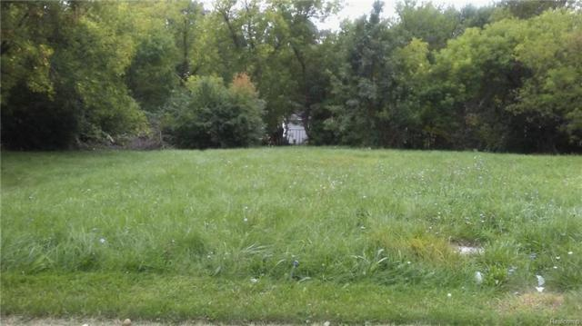 00 Midway Avenue, Pontiac, MI 48340 (#216074953) :: The Buckley Jolley Real Estate Team