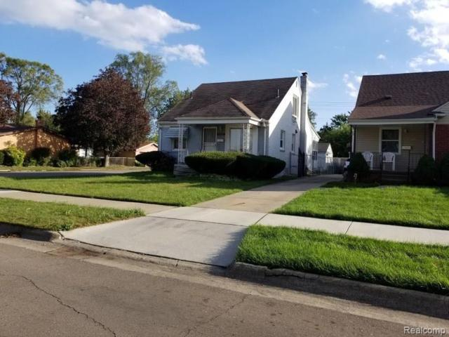 14506 Collingham Drive, Detroit, MI 48205 (MLS #218022432) :: The Toth Team