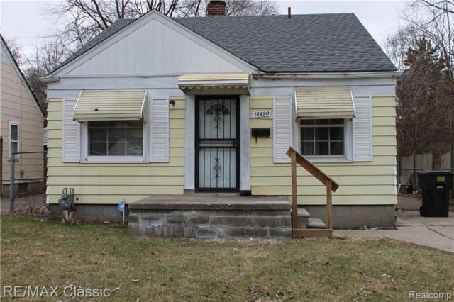 18490 Vaughan St., Detroit, MI 48219 (MLS #219008216) :: The Toth Team