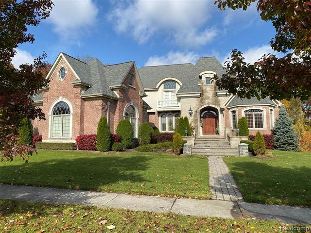6625 Valley Forge Drive, Washington Twp, MI 48094 (#219122312) :: Duneske Real Estate Advisors