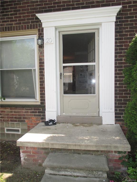4616 Firestone Street #20, Dearborn, MI 48126 (#217092221) :: RE/MAX Classic