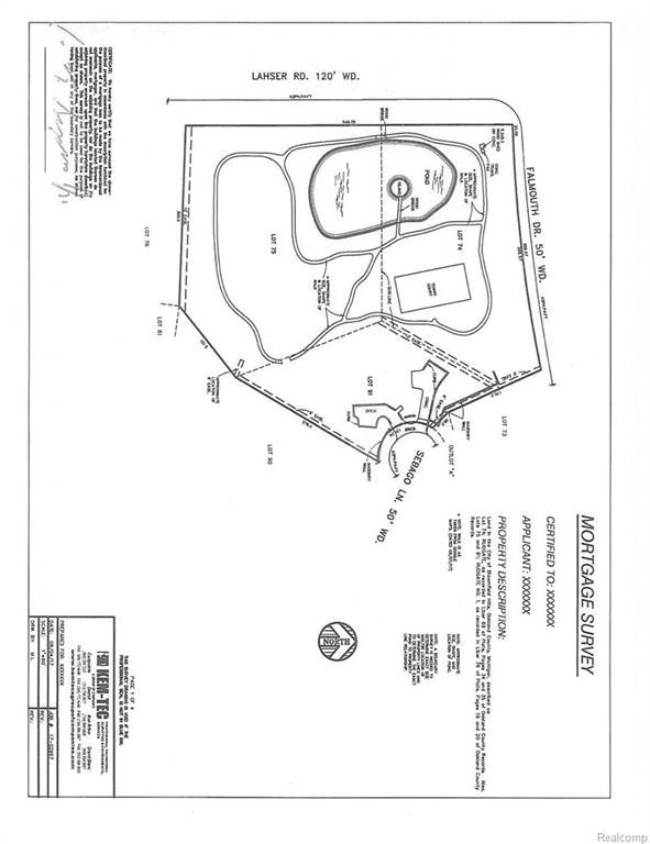 769 Sebago Lane, Bloomfield Hills, MI 48304 (#217098703) :: RE/MAX Nexus