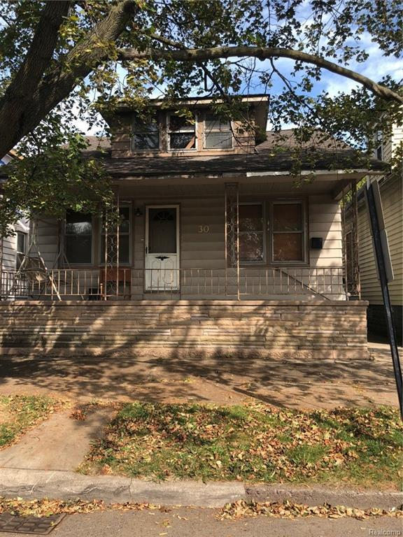 30 Florence Street, River Rouge, MI 48218 (#217099907) :: RE/MAX Classic