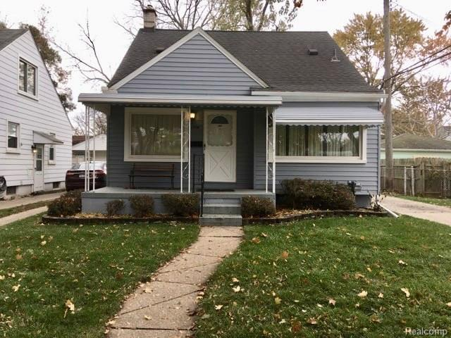 1714 Roszel Street, Royal Oak, MI 48067 (#217102540) :: RE/MAX Nexus