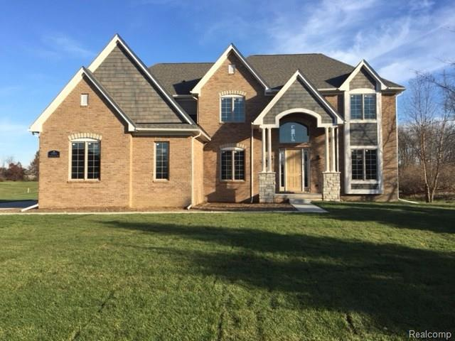 2985 Invitational Drive, Oakland Twp, MI 48363 (#217104977) :: Simon Thomas Homes