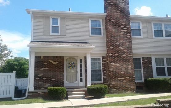 42106 Gladwin Street #389, Novi, MI 48167 (#217107711) :: Metro Detroit Realty Team   eXp Realty LLC
