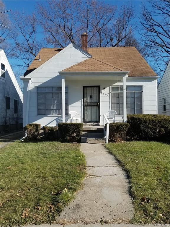 6386 Evergreen Avenue, Detroit, MI 48228 (#217107734) :: Metro Detroit Realty Team | eXp Realty LLC