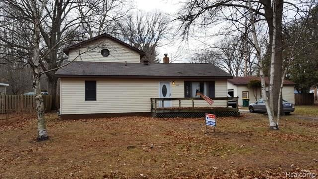 14412 Cogswell Street, Romulus, MI 48174 (#217108130) :: RE/MAX Classic