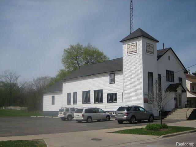 178 Green, Pontiac, MI 48341 (#216022562) :: Real Estate For A CAUSE