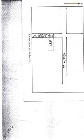 831 N West, CITY OF JACKSON, MI 49201 (#55001059483) :: Keller Williams West Bloomfield