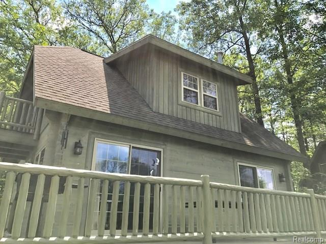 818 Golf Cottage Drive, Greenwood Twp, MI 49756 (MLS #217057019) :: The Toth Team