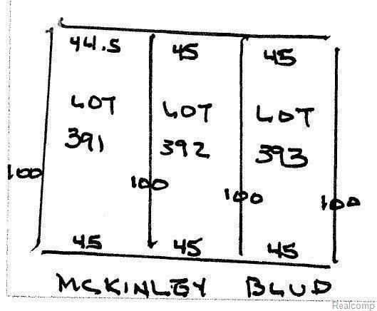 0 Mckinley, Grand Blanc Twp, MI 48507 (#5002569661) :: RE/MAX Classic