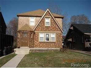 10865 E Outer Drive, Detroit, MI 48224 (MLS #217081761) :: The Toth Team