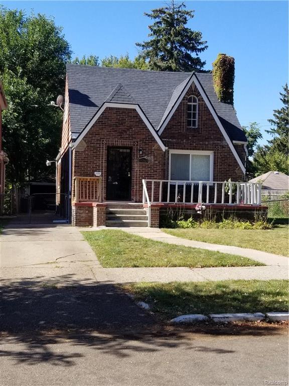 15763 Robson Street, Detroit, MI 48227 (MLS #217090522) :: The Toth Team