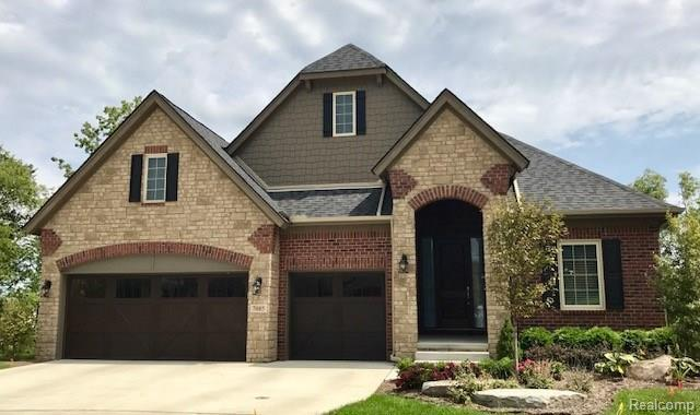 59011 Palmer Drive, Washington Twp, MI 48094 (#217092389) :: RE/MAX Classic