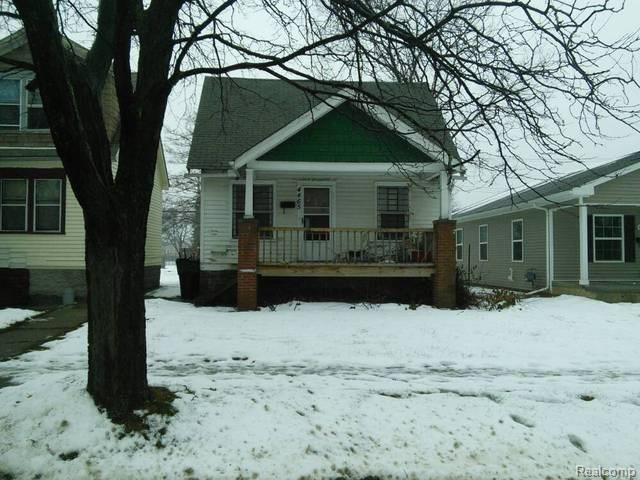 4465 Lakepointe Street, Detroit, MI 48224 (#217104943) :: RE/MAX Classic