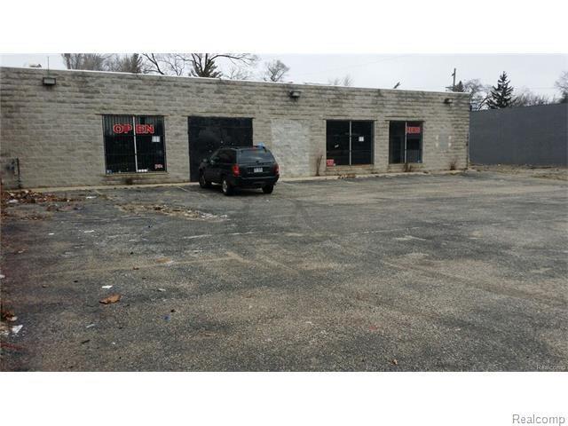 12712 Plymouth Road, Detroit, MI 48227 (#217109413) :: RE/MAX Classic