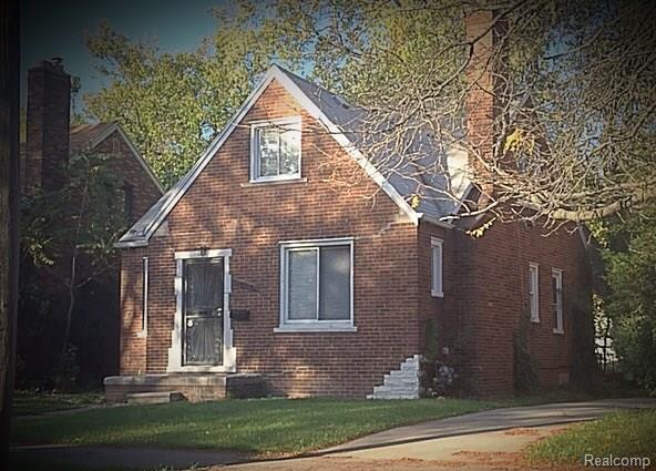 10786 Haverhill Street, Detroit, MI 48224 (#217110040) :: RE/MAX Classic