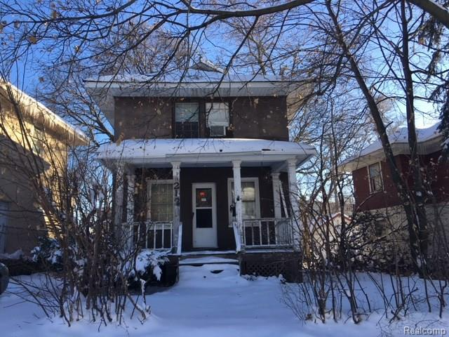 212 Oliver Street, Pontiac, MI 48342 (#218002033) :: The Buckley Jolley Real Estate Team