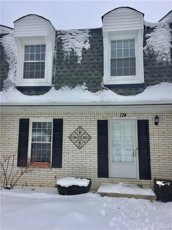 174 Longford Drive, Rochester Hills, MI 48309 (#218002684) :: RE/MAX Nexus