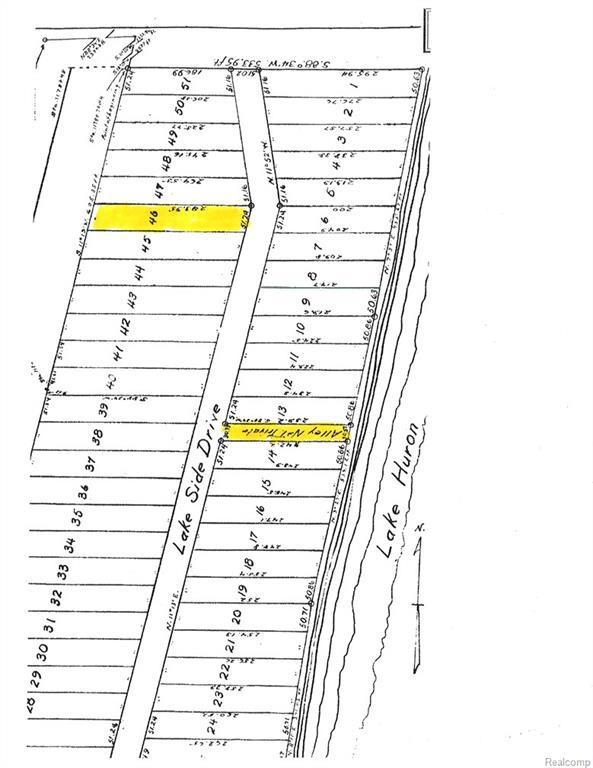 LOT 46 Douglas Drive, Alabaster Twp, MI 48763 (#218003925) :: RE/MAX Classic