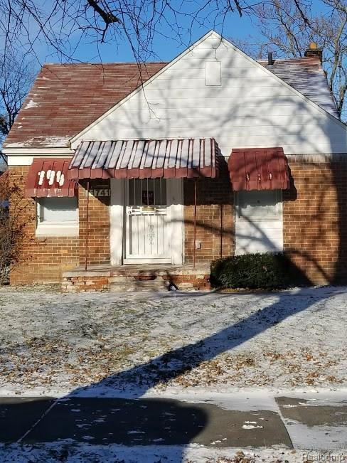 11741 Lansdowne Street, Detroit, MI 48224 (MLS #218004419) :: The Toth Team