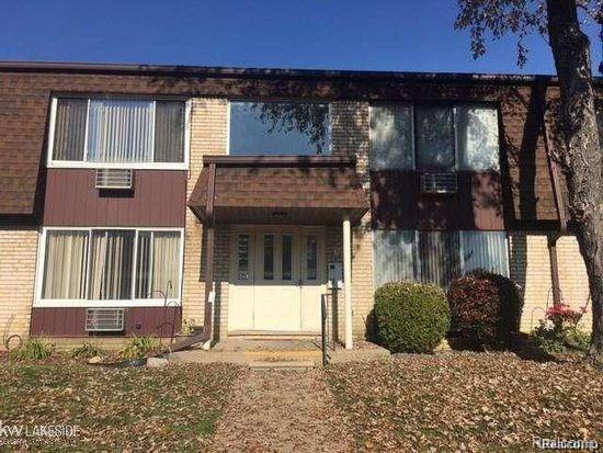 30205 Utica Road 209B, Roseville, MI 48066 (#218004697) :: Duneske Real Estate Advisors