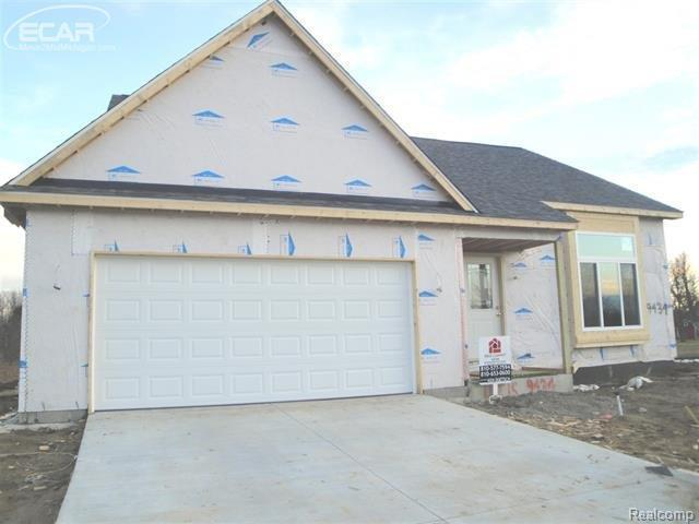 9434 Hickory Hollow Court, Richfield Twp, MI 48423 (#5030071973) :: RE/MAX Classic