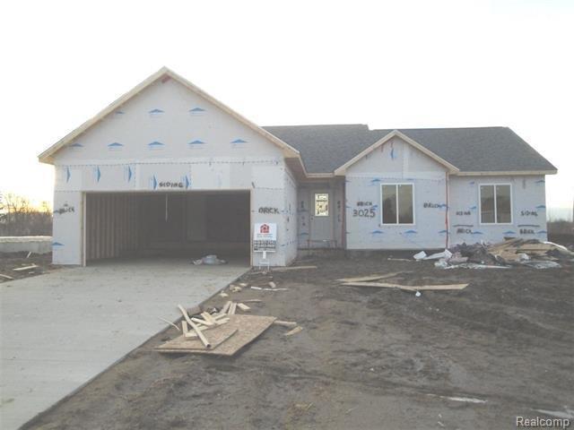 3025 Maple Creek Drive, Richfield Twp, MI 48423 (#5030071975) :: RE/MAX Classic