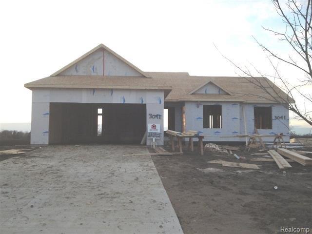 3041 Maple Creek Drive, Richfield Twp, MI 48423 (#5030071976) :: RE/MAX Classic