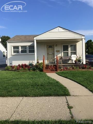 12889 Prospect Avenue, Warren, MI 48089 (#5030071980) :: RE/MAX Classic