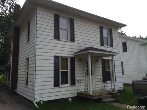 213 W Michigan, Clinton Vlg, MI 49236 (#543254135) :: Duneske Real Estate Advisors