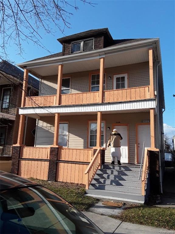 2035 Belmont Street, Hamtramck, MI 48212 (#218007745) :: RE/MAX Classic