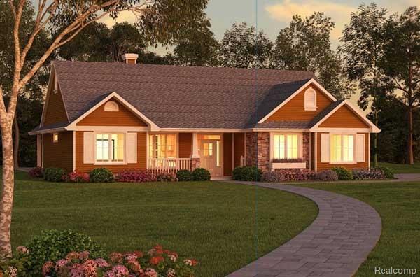 4441 Centennial Farms Drive, Mundy Twp, MI 48473 (#218007934) :: The Buckley Jolley Real Estate Team