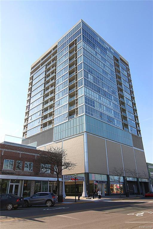 432 S Washington Ave Unit 705 Avenue, Royal Oak, MI 48067 (#218008004) :: RE/MAX Classic
