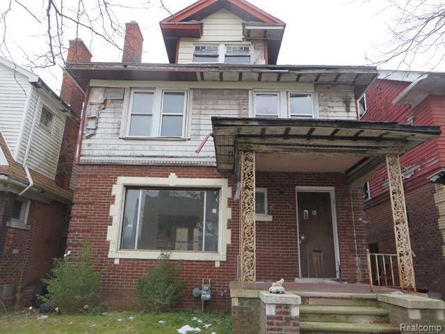 2989 Carter Street, Detroit, MI 48206 (MLS #218008090) :: The Toth Team