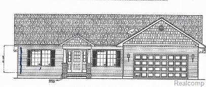 107 Mozart Avenue, Davison, MI 48423 (#218008736) :: Simon Thomas Homes