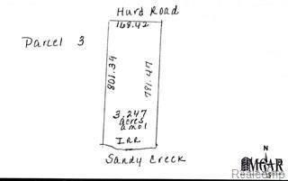 0 E. Hurd Parcel 3, Frenchtown Twp, MI 48162 (#218008798) :: RE/MAX Classic