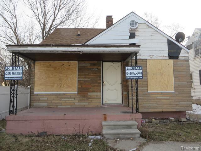 19560 Annott Street, Detroit, MI 48205 (MLS #218009106) :: The Toth Team