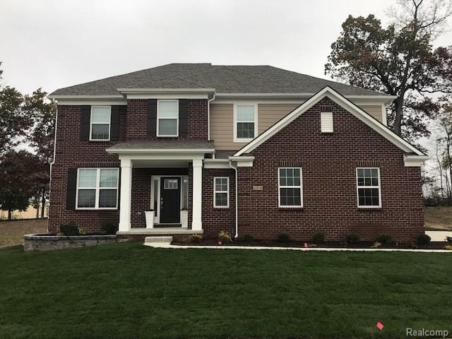 3012 Dalton Drive, Commerce Twp, MI 48390 (#218009357) :: RE/MAX Classic