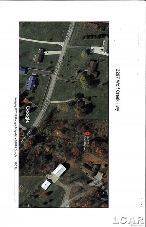 2287 Wolf Creek, Adrian Twp, MI 49221 (MLS #56031339539) :: The Toth Team