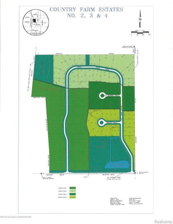 7325 Cross Creek Lot 30 Drive, Victor Twp, MI 48848 (#630000223258) :: RE/MAX Nexus