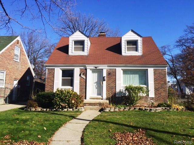 6306 Farmbrook St, Detroit, MI 48224 (#218009883) :: The Buckley Jolley Real Estate Team